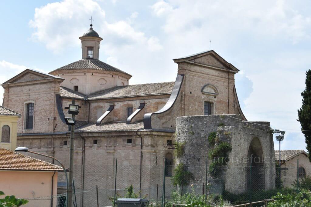 Chiesa di S. Chiara (Montefalco)