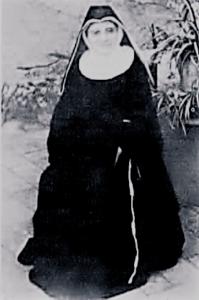 Suor Maria Teresa di Gesù - Montefalco