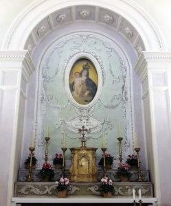 Chiesa di Santa Maria delle Grazie - Montefalco