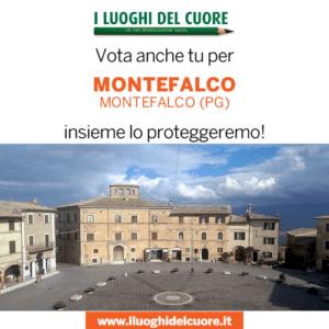 Montefalco - I Luoghi del Cuore 2018
