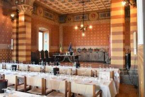 Sala Consiliare Comune di Montefalco
