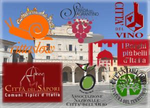 Associazioni di cui fa parte la Città di Montefalco