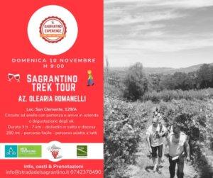 Romanelli Sagrantino Trek Tour